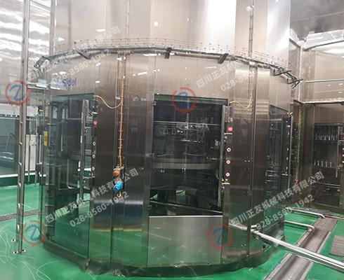 西得乐SIDEL热灌灌装机(老挝)