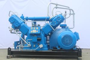 SIAD Air compressor